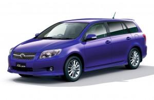 Toyota Corolla Fielder Тойота филдер